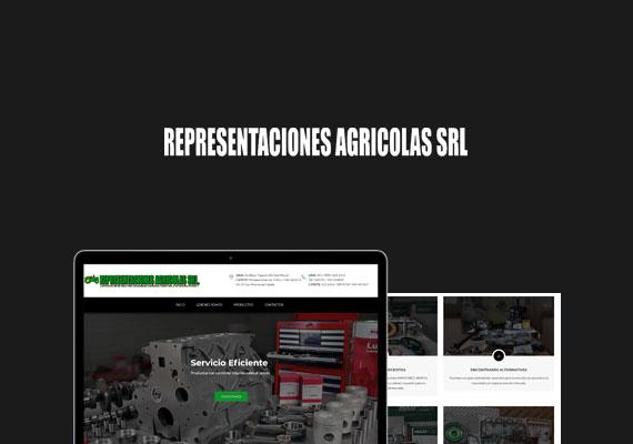 representaciones agricolas
